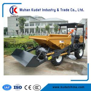 4WD 3000kgs Site Dumper (SD30S) pictures & photos