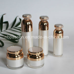 High-End Cosmetic Packaging 30/50g Acrylic Cream Jar (PPC-NEW-122) pictures & photos
