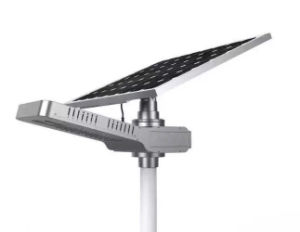 Smart All in One Solar LED Street Light Fixture pictures & photos