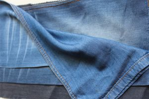 100% Lyocell Indigo Denim pictures & photos