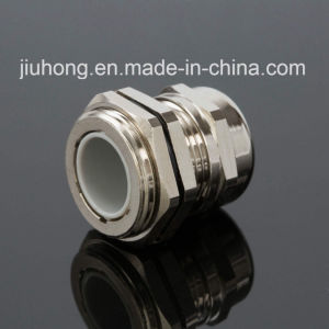 IP68 Brass Aluminum Stainless M40 Steel Cable Gland pictures & photos