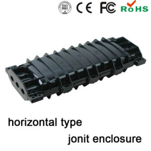 72/96/120/144/288 Cores in Line Plastic Fiber Optic Joint Box pictures & photos