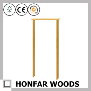 """11/16"""" X 2-1/3"""" Construction Material Wooden Door Frame Moulding pictures & photos"""