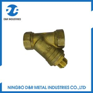 Dr 6018 Good Quality Brass Y Strainer pictures & photos