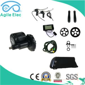 500W Bafang Geared Electric Bike Kit with Down Tube Battery pictures & photos