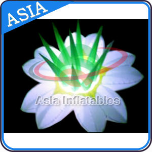 Cheap Inflatable Flower Decoration with LED Light for Wedding/Party/Event pictures & photos
