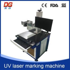 High Speed 3W UV Laser Marking Machine pictures & photos