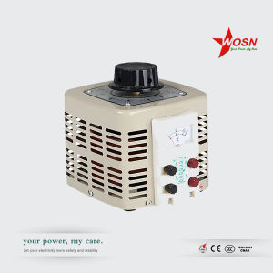 500va Single Phase Variable Transformer pictures & photos