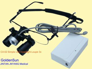 Medical Surgical Dental Loupe Magnifier LED Light pictures & photos