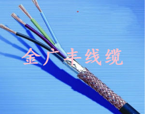 Kvvp22 Copper Core PVC/PVC, Steel Tape Armored Shielded Control Cable pictures & photos