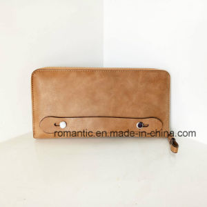 Brand Designer Lady PU Wallet Fashion Women Purse (NMDK-042202) pictures & photos