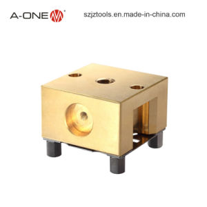 Erowa Copper Electrode Holder and Uniplate for EDM Machine (3A-501123) pictures & photos