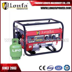 5kw Small Natural Gas Engine LPG Generator pictures & photos