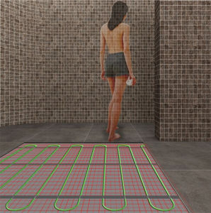 VDE Radiant Underfloor Heating Mat pictures & photos