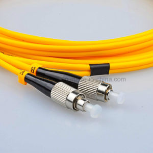 Fiber Optic FC Sm/mm Sx/Dx Jumper pictures & photos
