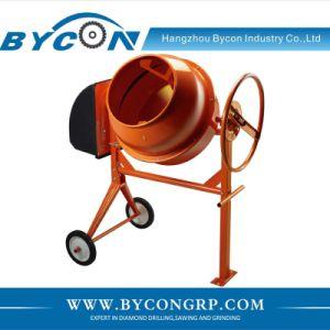 BC-160 electric 160L concrete pump mixing machine construction mixer price pictures & photos