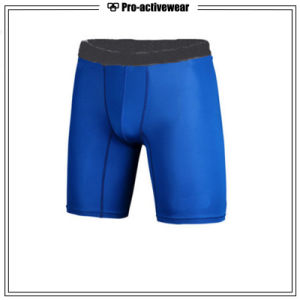 Compression Shorts Yoga Shorts Men′s Gym Shorts pictures & photos