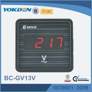 Gv13V AC Digital Generator Voltage Meter pictures & photos