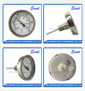 All Stainless Steel Thermometer- Bimetal Thermometer -Cooking Tank Thermometer pictures & photos