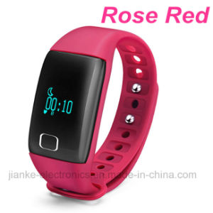 Factory Price Heart Rate Monitor Smart Bracelet (T1) pictures & photos
