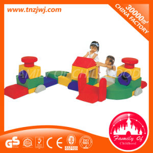 PVC Kids Indoor Soft Play Equipment for Sale pictures & photos
