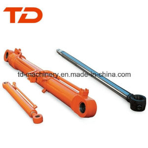 Dh360 Dh420-7 Dh500-7LC Boom Hydraulic Cylinder for Excavator Egineering Construction Machinery Excavator Parts