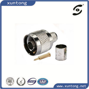 N Male Plug LMR300 Cable Connector pictures & photos