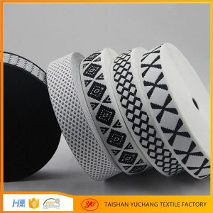 Various design Custom Edge Tape Webbing for Mattress pictures & photos