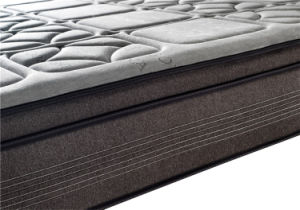 Rolled Packaged Memory Foam Topper Mattress pictures & photos