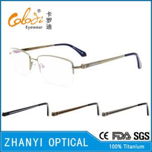 Latest Design Titanium Optical Glasses (8323) pictures & photos