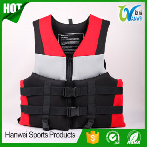 Adult Marine Swimsuit Foam Fishing Life Jacket (HW-LJ015) pictures & photos