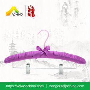 Colorful Padded Hanger for Skirt (APH001) pictures & photos
