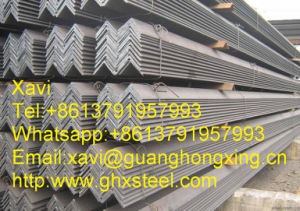3#, 4#, 6.3# Hot Rolled Equal Steel Angle pictures & photos