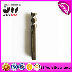 Solid Carbide 2/3 Flutes Endmills for Aluminum pictures & photos