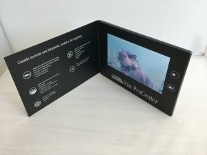 """Hot Selling 2.4"""", 2.8"""", 3.5"""", 4.3"""", 5"""", 7"""", 10.1"""" LCD Video Player Greeting Card / Advertising Video Brochure pictures & photos"""
