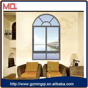 Alminium Frame Arch Window Sliding Window pictures & photos