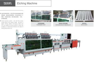 PCB Wet Process Machine Line Etching Machine pictures & photos