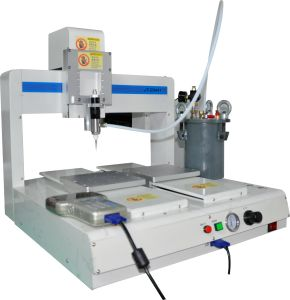 Glue Dispensing Machine for Sale pictures & photos