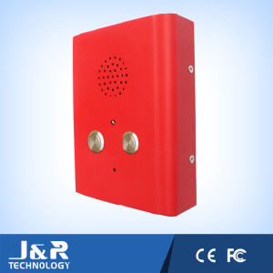 Two Button Emergency Elevator Intercom, Lift Intercom, Emergency Elevator Telephone pictures & photos