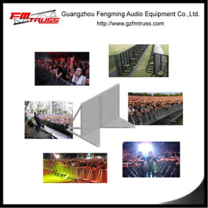 Temporary Outdoor Event Crowd Barrier Equipment Structure pictures & photos