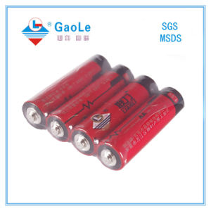 AA 1.5V Remote Control Battery with SGS MSDS (R6) pictures & photos