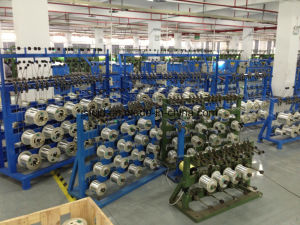 Bare Copper Wire, CCA Wire Twisting/Stranding/Bunching Machine pictures & photos