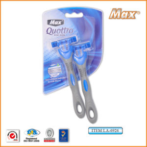 High Quality Stainless Steel Blade Disposable Shaving Razor pictures & photos