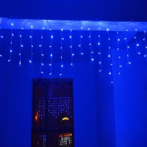 Outdoor Waterproof Christmas Decoration 5m* (0.4/0.6/0.8) 216LEDs LED Icicle Light pictures & photos