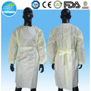 Isolation Gown/Surgical Gown CE&ISO Guaranteed pictures & photos