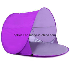 Polyester Pop up Shade Camping Beach Tent pictures & photos