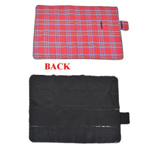 Durable Light Portable Hiking Picnic Camping Blanket Handy Beach Mat to Keep in Car pictures & photos