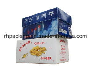 Storage Box/Recyclable Polypropylene Corflute Fruit Box/Folding Box with Printing Corona Treated 3mm 4mm 5mm pictures & photos