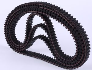 ISO Certificated Trapezoidal Tooth Timing Belts T2.5-T5-T10-T20-At5-At10-At20 pictures & photos