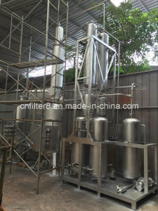 10 Tons Per Day Mini Black Engine Oil Distillation (EOS-10) pictures & photos